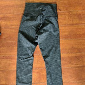 Lululemon Wunder Under Pant high Rise sz 2